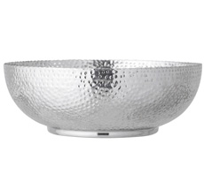 Bloomingville Schüssel Silver Aluminum