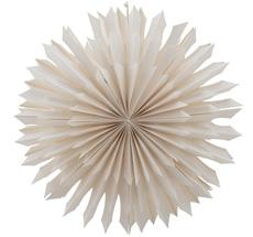 Bloomingville Stern Pax White 55 cm