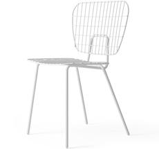 Menu WM String Stuhl Dining Chair White