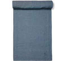 Marc O'Polo Tischläufer Akalla Smoke Blue 40 x 150 cm