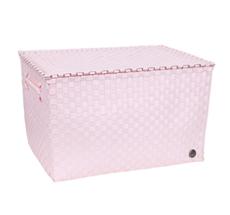 Handed By Korb mit Deckel Ancona Powder Pink