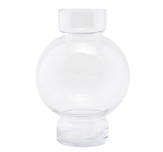 House Doctor Vase Bubble Klar