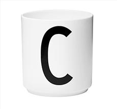 Design Letters Porzellan Becher C
