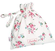 GreenGate Wäschesack Sonia White small