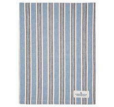 GreenGate Tischdecke Ivah Stripe Blue 130x170cm