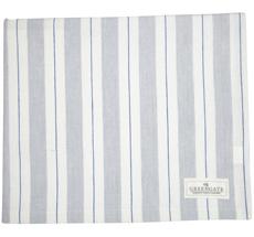 GreenGate Tischdecke Elinor Pale Grey 145x250cm