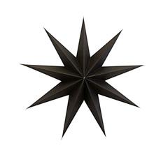 House Doctor Stern 9 Spitzen Dark Brown 45 cm