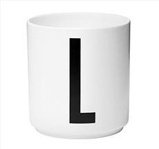 Design Letters Porzellan Becher L