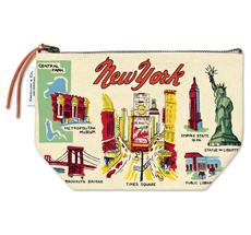 Cavallini Täschchen NYC Icons