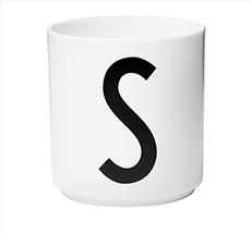 Design Letters Porzellan Becher S