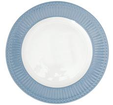 GreenGate Speiseteller Alice Sky Blue 26,5 cm