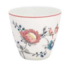 GreenGate Latte Cup Becher Sienna White