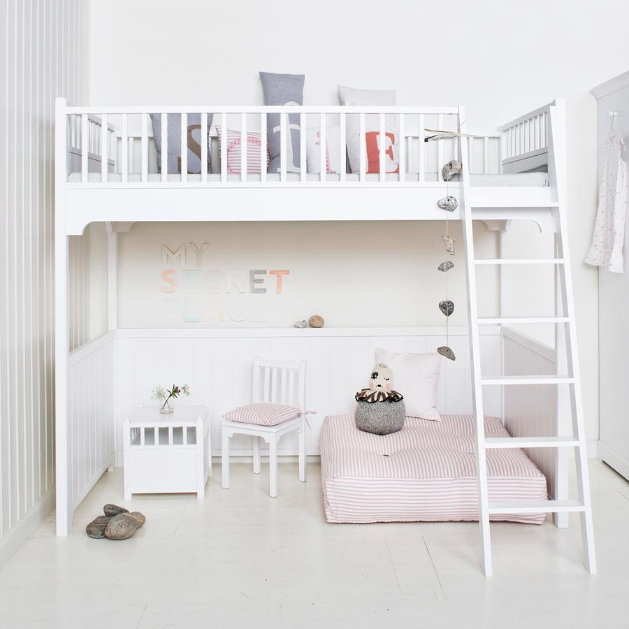 Tolles Dekoration Oliver Furniture Hochbett #22: Oliver Furniture Hochbett Seaside- Sofort Lieferbar!