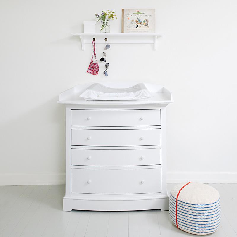 Oliver Furniture Wickelkommode Weiss Online Kaufen Emil Paula