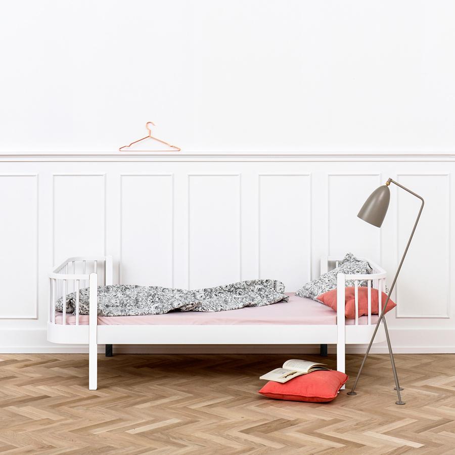 Entzückend Einzelbett Weiß Dekoration Von Oliver Furniture Wood Weiß