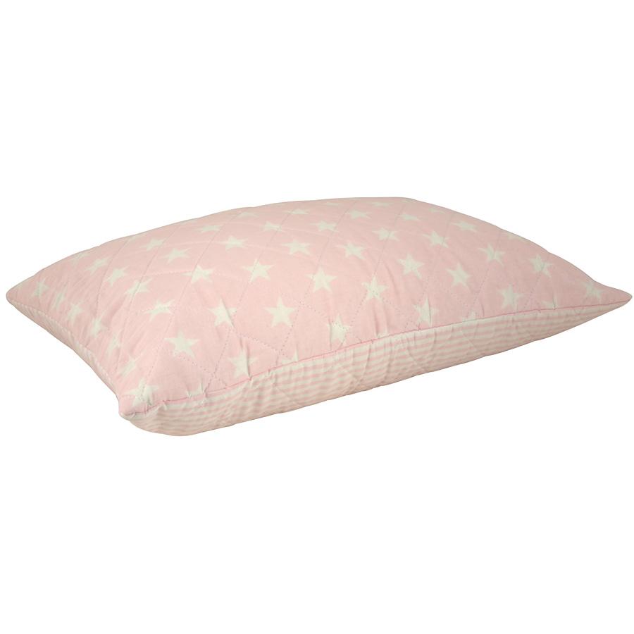 ib laursen gequiltetes kissen new england rosa online. Black Bedroom Furniture Sets. Home Design Ideas