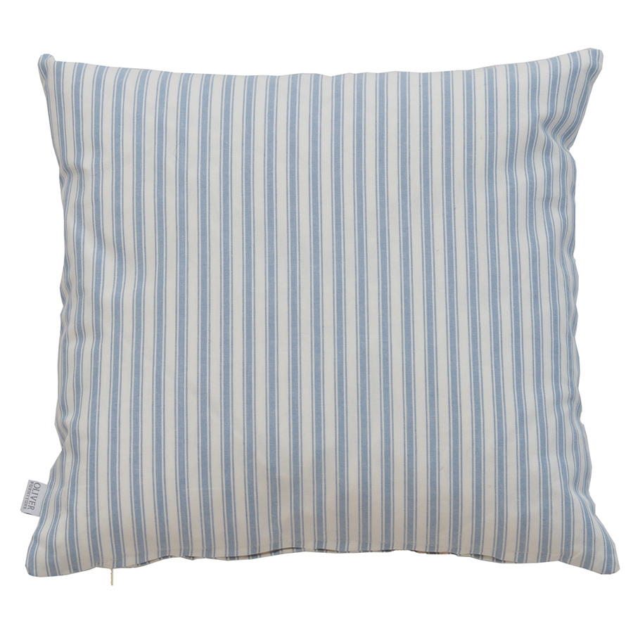 oliver furniture kissen blaue streifen acheter en ligne. Black Bedroom Furniture Sets. Home Design Ideas