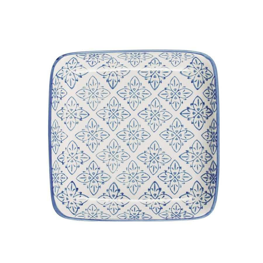 ib laursen teller mini casablanca blau online kaufen. Black Bedroom Furniture Sets. Home Design Ideas