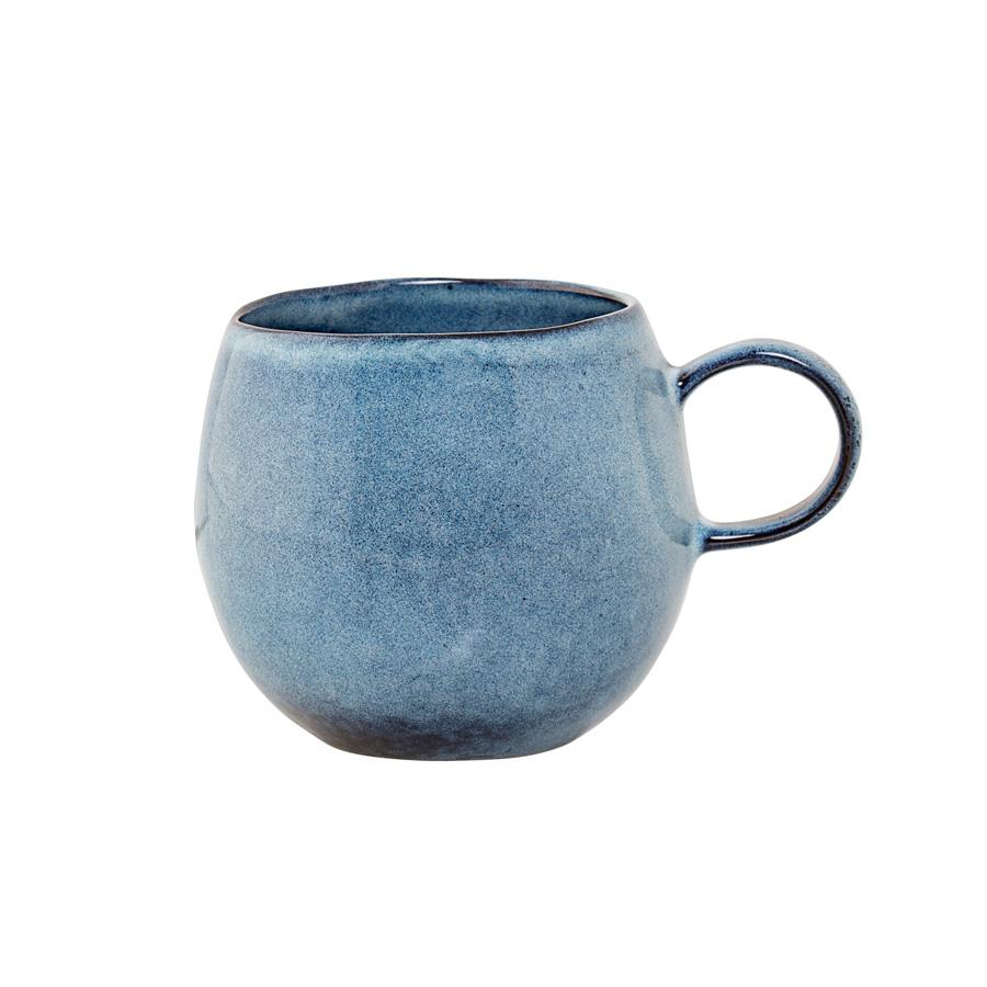 bloomingville tasse sandrine blue online kaufen emil paula. Black Bedroom Furniture Sets. Home Design Ideas