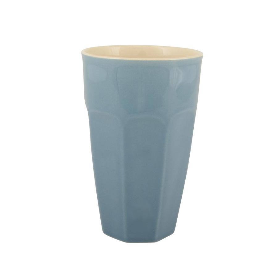 ib laursen cafe latte becher mynte cornflower online. Black Bedroom Furniture Sets. Home Design Ideas