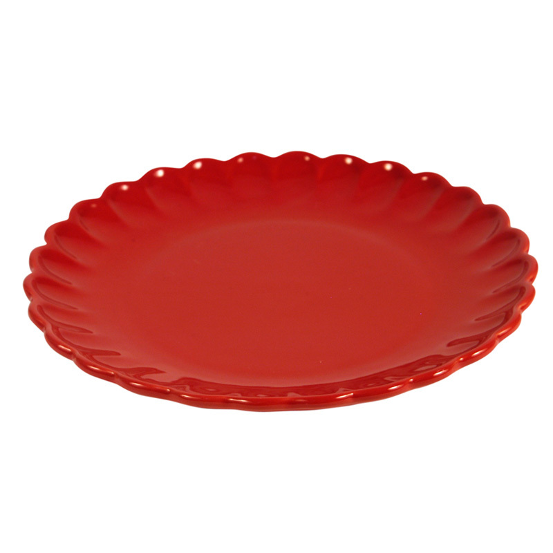 ib laursen mynte dessertteller strawberry online kaufen emil paula. Black Bedroom Furniture Sets. Home Design Ideas