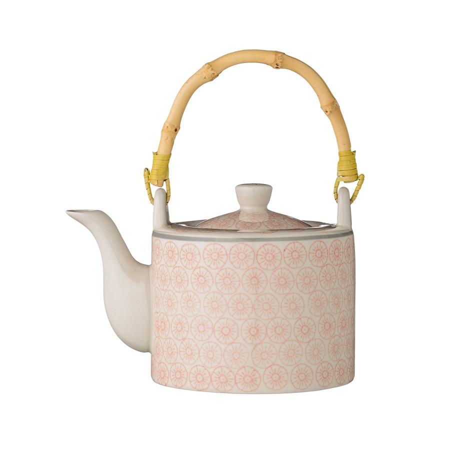 bloomingville teekanne c cile rose grey online kaufen emil paula. Black Bedroom Furniture Sets. Home Design Ideas