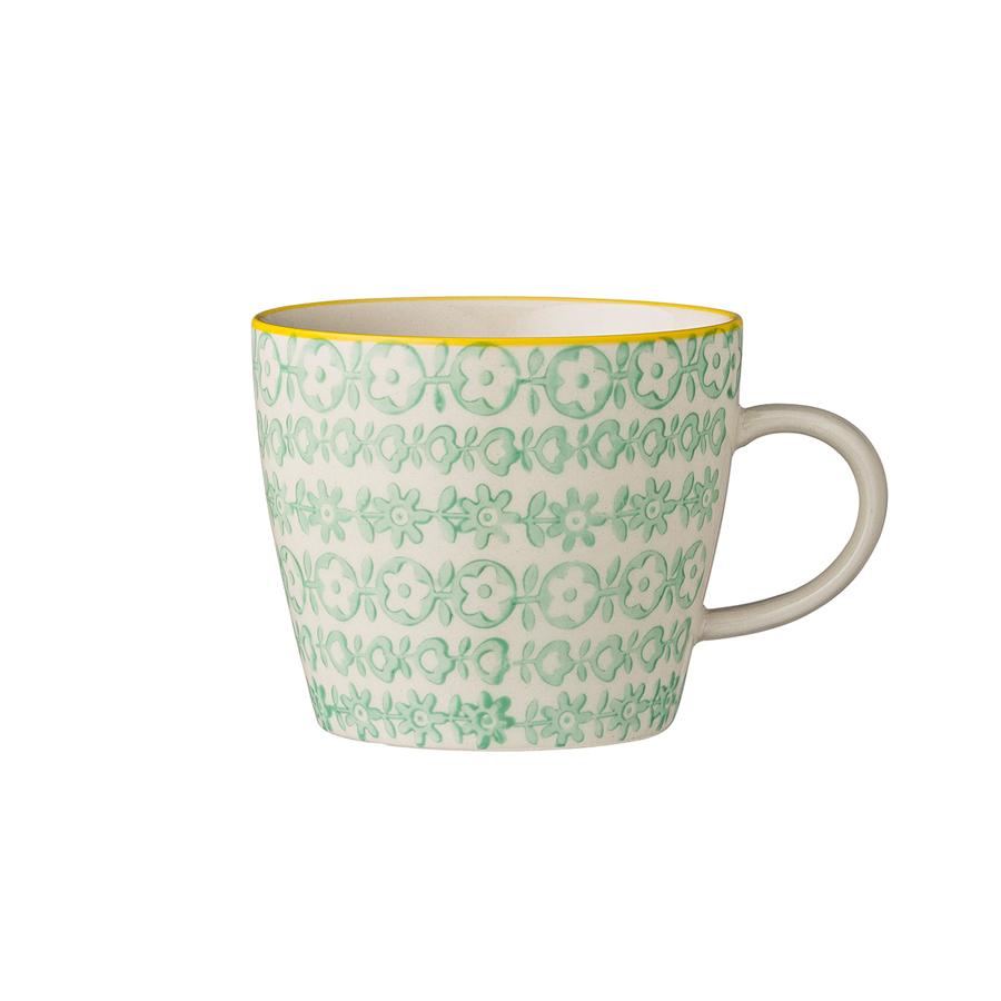 bloomingville tasse mit henkel carla green online kaufen. Black Bedroom Furniture Sets. Home Design Ideas