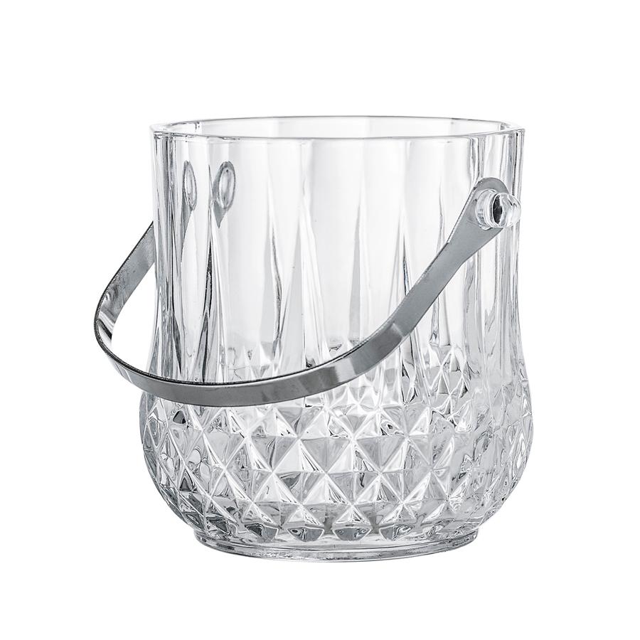 bloomingville eisk bel aus glas acheter en ligne emil paula. Black Bedroom Furniture Sets. Home Design Ideas