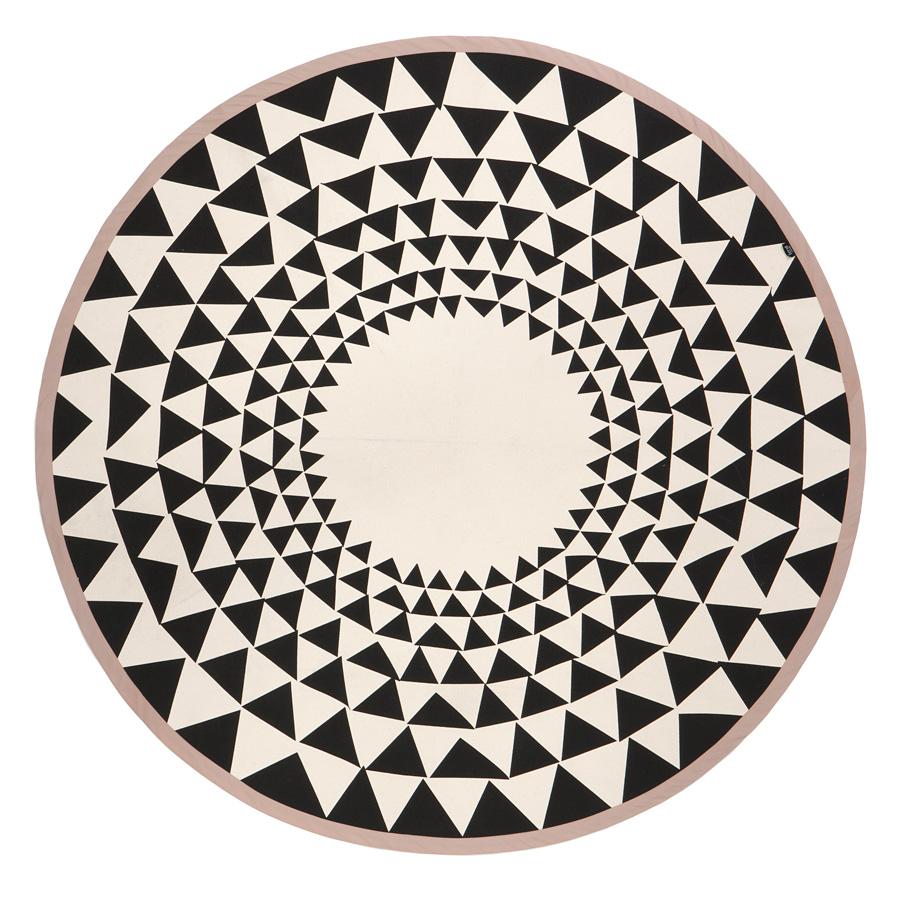 ferm living weihnachtsbaumdecke triangle online kaufen. Black Bedroom Furniture Sets. Home Design Ideas