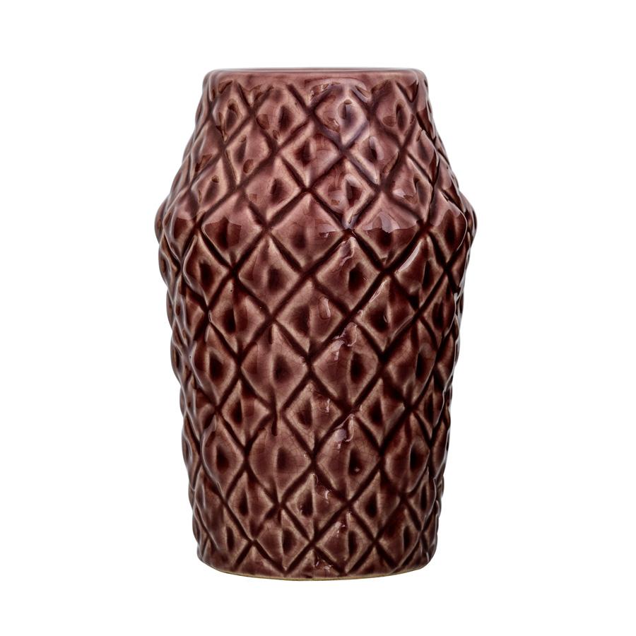Bloomingville Keramik-Vase Dark Rose online kaufen | Emil & Paula