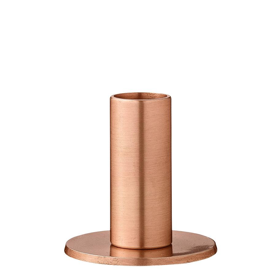 bloomingville neu kerzenhalter shiny copper online kaufen emil paula. Black Bedroom Furniture Sets. Home Design Ideas