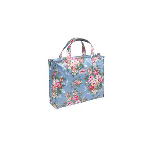 cath kidston carry all tasche candy flowers blue online kaufen emil paula. Black Bedroom Furniture Sets. Home Design Ideas