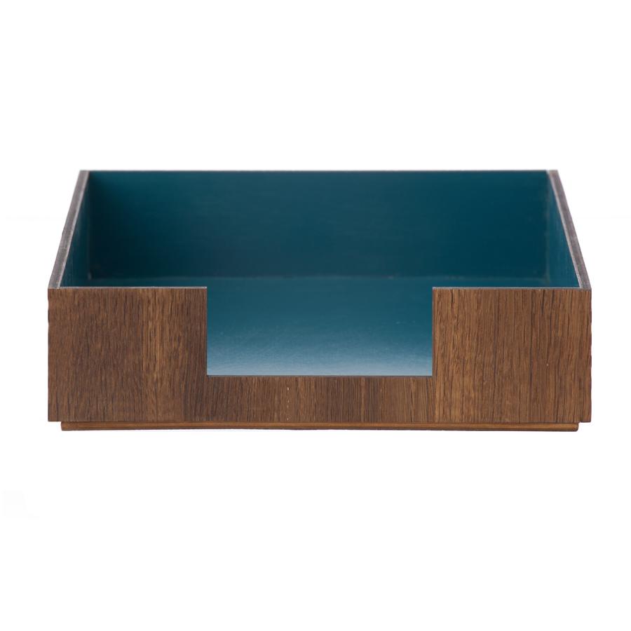 ferm living schreibtischablage blue online kaufen emil. Black Bedroom Furniture Sets. Home Design Ideas