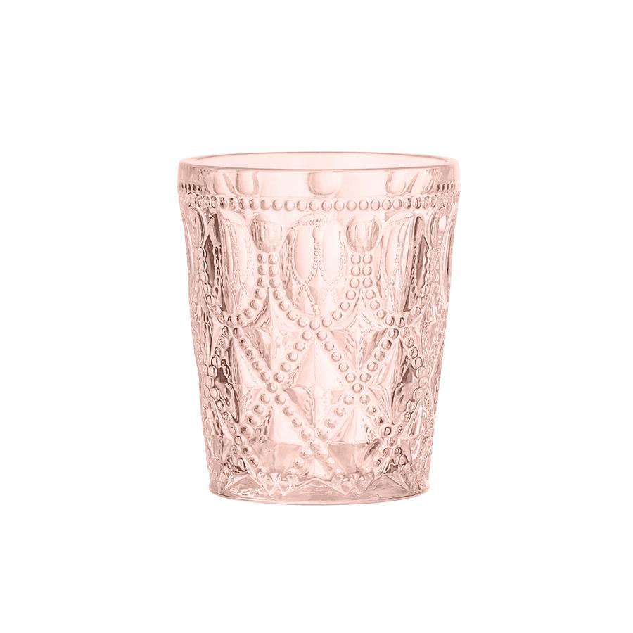 bloomingville wasserglas rose online kaufen emil paula. Black Bedroom Furniture Sets. Home Design Ideas