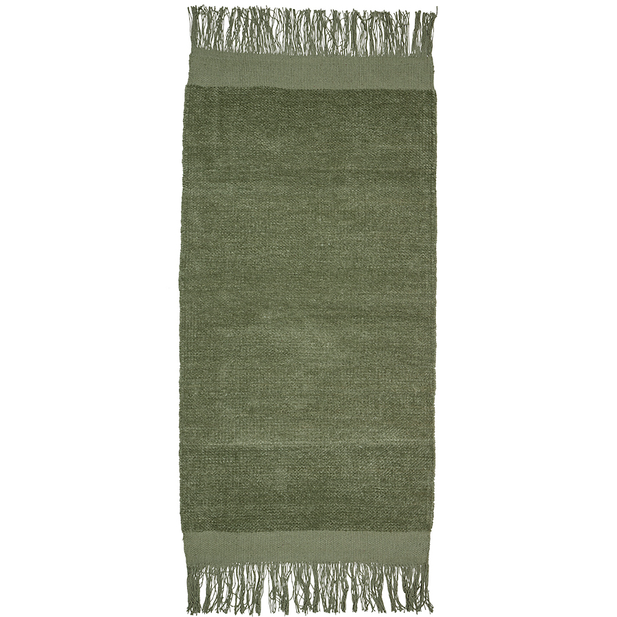 bloomingville teppich green online kaufen emil paula. Black Bedroom Furniture Sets. Home Design Ideas