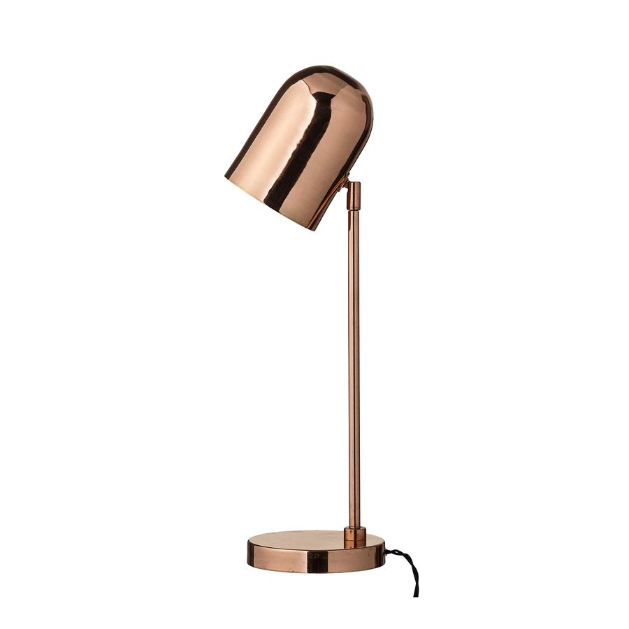 bloomingville tischlampe kupfer online kaufen emil paula. Black Bedroom Furniture Sets. Home Design Ideas