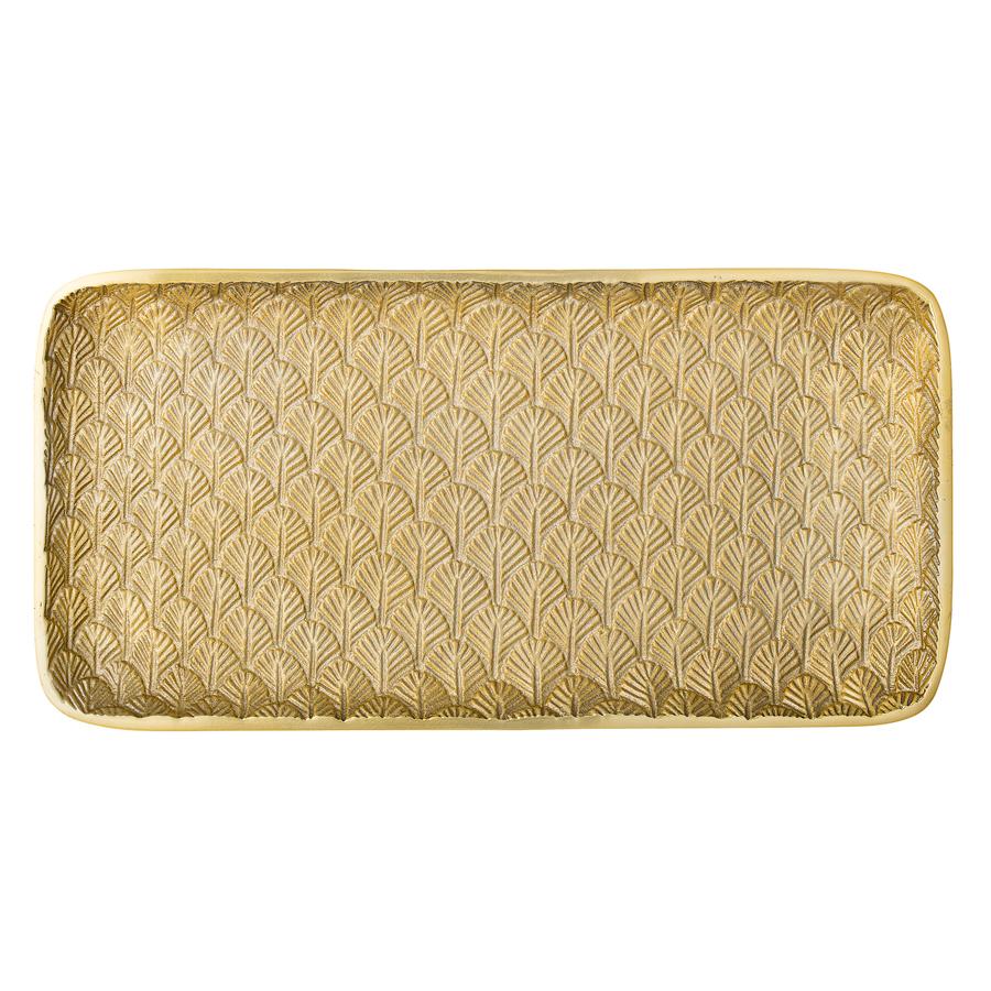 bloomingville tablett gold online kaufen emil paula. Black Bedroom Furniture Sets. Home Design Ideas