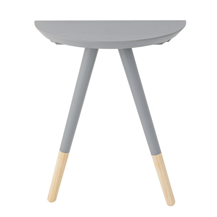 bloomingville beistelltisch cool grey nature online kaufen emil paula. Black Bedroom Furniture Sets. Home Design Ideas
