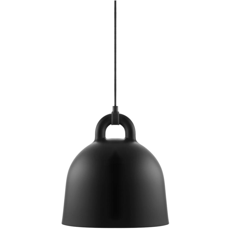Normann Copenhagen Bell Deckenlampe Small Black Online Kaufen Emil