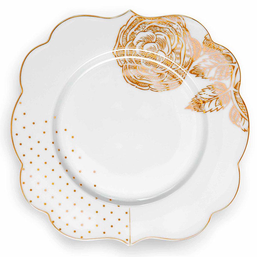 Pip studio plate royal white 17 cm acheter en ligne emil - Acheter vaisselle pip studio ...