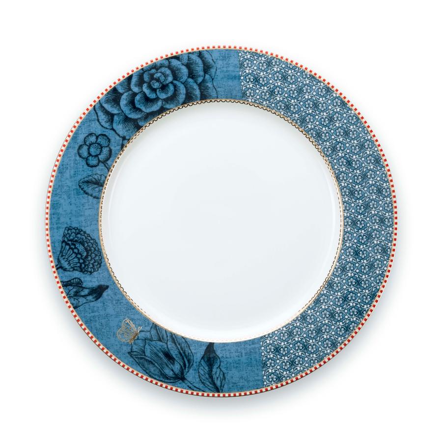 pip studio teller spring to life blue 26 5 cm online kaufen emil paula. Black Bedroom Furniture Sets. Home Design Ideas
