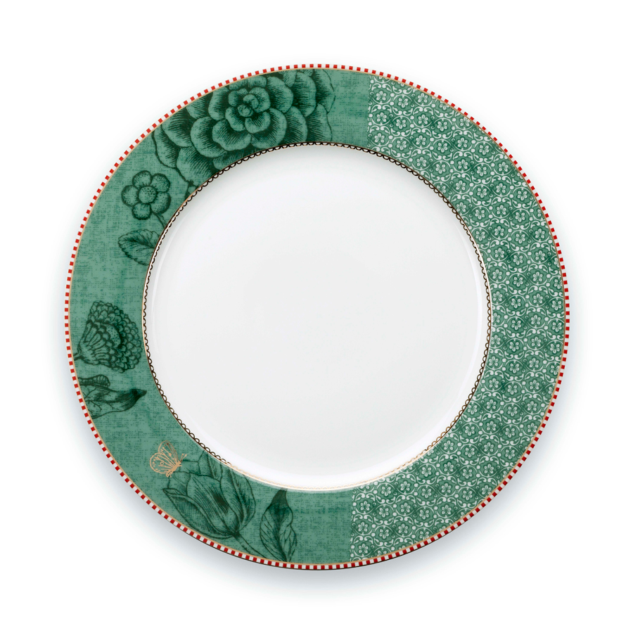 pip studio teller spring to life green 26 5 cm online kaufen emil paula. Black Bedroom Furniture Sets. Home Design Ideas