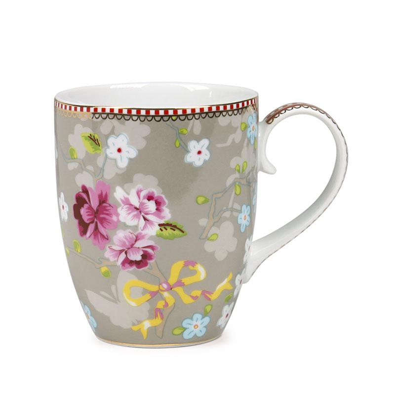 emil paula pip studio mug kaffeebecher chinese rose khaki online kaufen. Black Bedroom Furniture Sets. Home Design Ideas