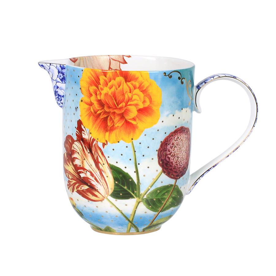 Pip studio porcelaine cruche large royal acheter en ligne - Acheter vaisselle pip studio ...