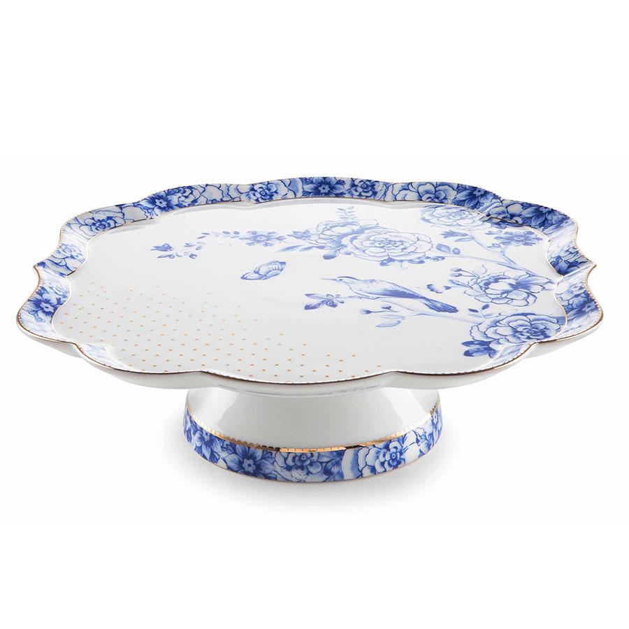 Pip studio mini cake tray royal white acheter en ligne - Acheter vaisselle pip studio ...