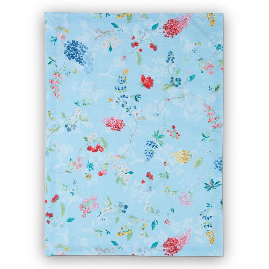 pip studio geschirrtuch hummingbird blue online kaufen emil paula. Black Bedroom Furniture Sets. Home Design Ideas