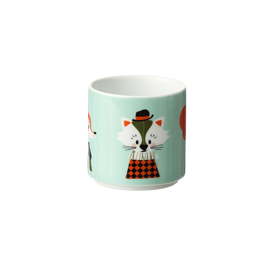 ferm living kids cup porzellan becher online kaufen emil. Black Bedroom Furniture Sets. Home Design Ideas