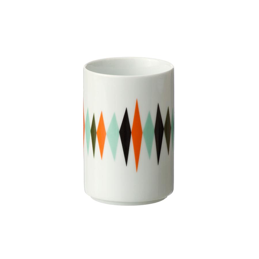 ferm living large cup porzellan becher online kaufen emil paula. Black Bedroom Furniture Sets. Home Design Ideas