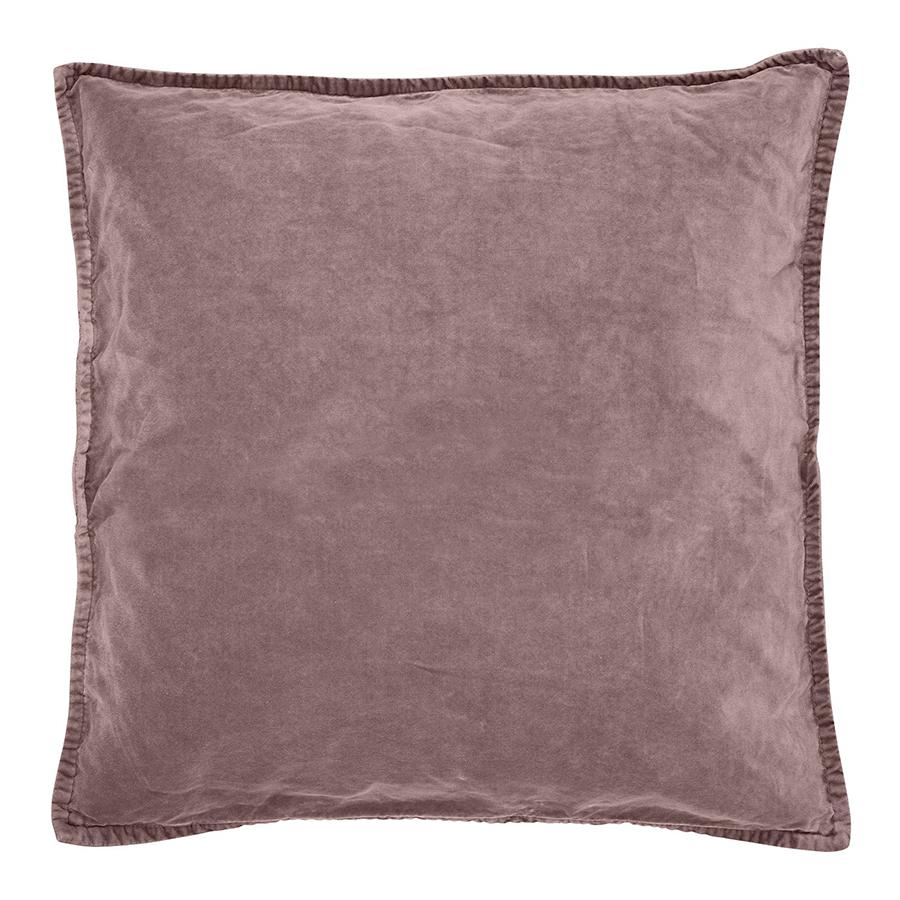 ib laursen kissenbezug velour malva 52x52 online kaufen. Black Bedroom Furniture Sets. Home Design Ideas
