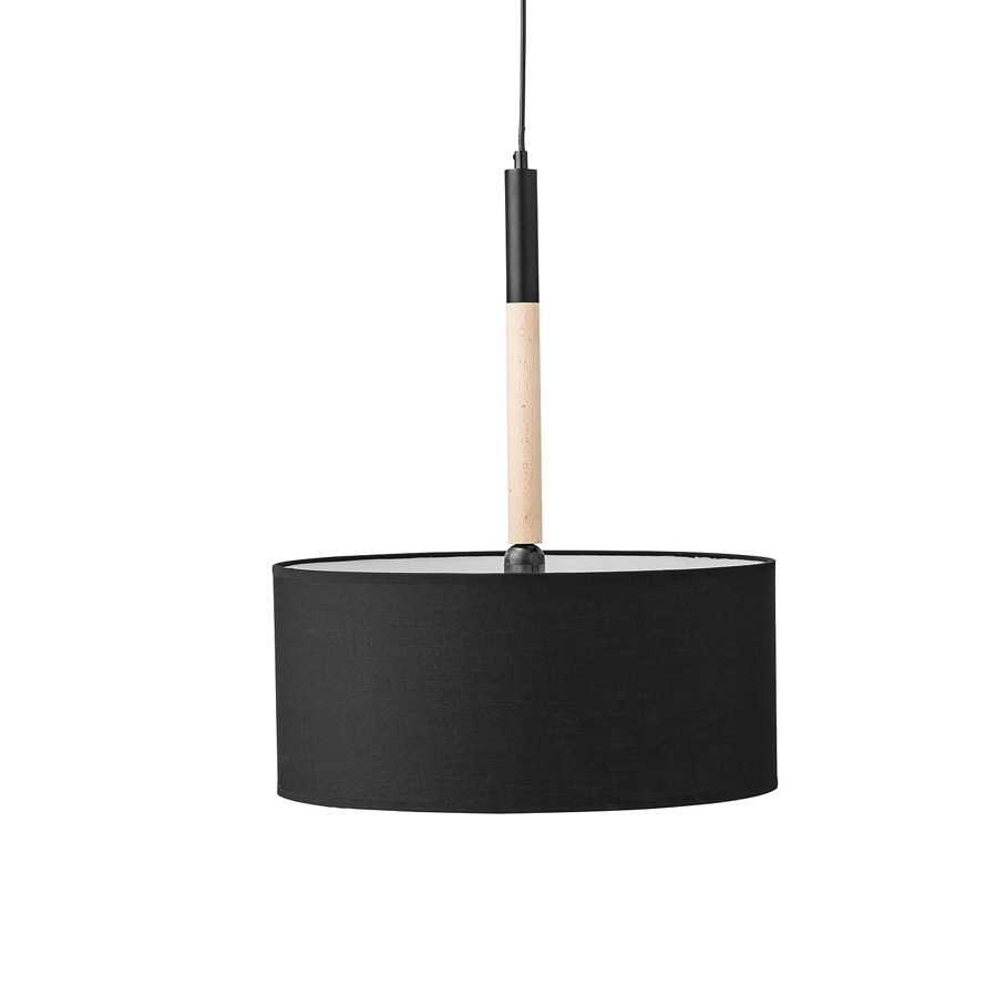 bloomingville deckenlampe schwarz online kaufen emil paula. Black Bedroom Furniture Sets. Home Design Ideas